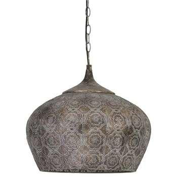 Emine Ceiling Lamp (H40.5 x W43.5 x D43.5cm)