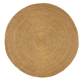 ENSO seagrass rug (180 x 180cm)