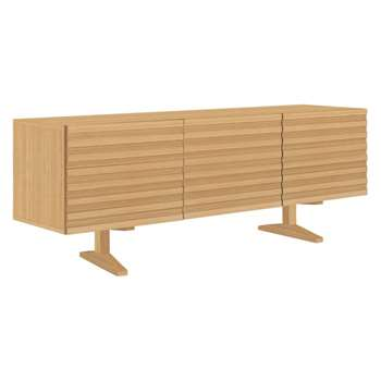 Enzo Oak sideboard (Width 180cm)