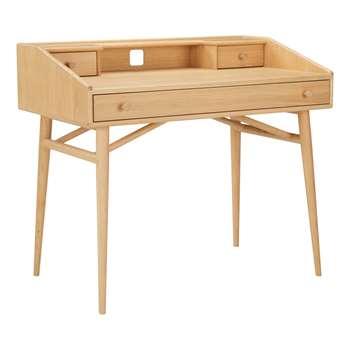 ercol for John Lewis Shalstone Desk (87 x 100cm)