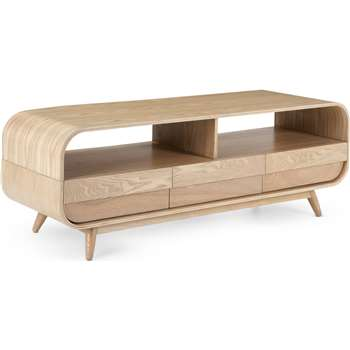 Esme Media Unit, Ash (47 x 150cm)