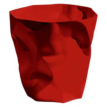 Essey Red Bin Bin Paper Bin (31 x 33cm)