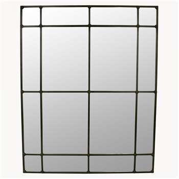 Fairfield Architectural Window Mirror (H200 x W160 x D4cm)