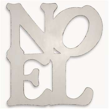 Fairfield Cream Noel Word Sign (105 x 98cm)