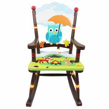 Fantasy Fields Enchanted Woodland Rocking Chair (78.74 x 42.55cm)