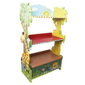 Fantasy Fields Sunny Safari Bookcase (96.6 x 55.7cm)