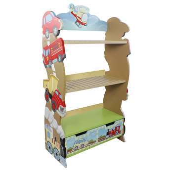 Fantasy Fields Transportation Bookcase (104.2 x 56.2cm)