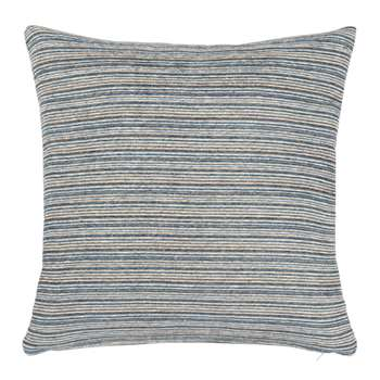 FANZEL - Blue Cushion Cover 40x40 (H40 x W40cm)