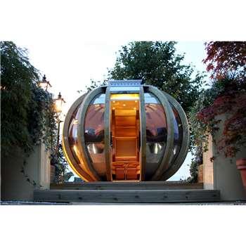 Farmer's Cottage Deluxe Summer House Sphere