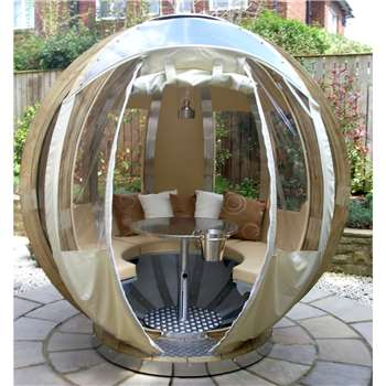 Farmer's Cottage Rotating Sphere Lounger