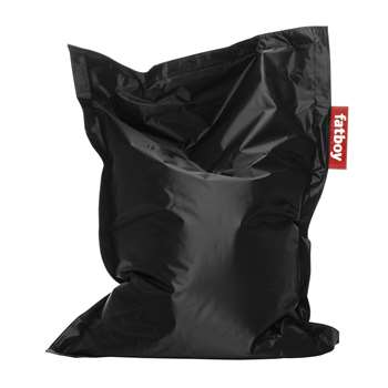 Fatboy - Junior Bean Bag - Black (H130 x W100cm)