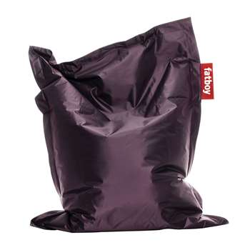 Fatboy - Junior Bean Bag - Dark Purple (H130 x W100cm)