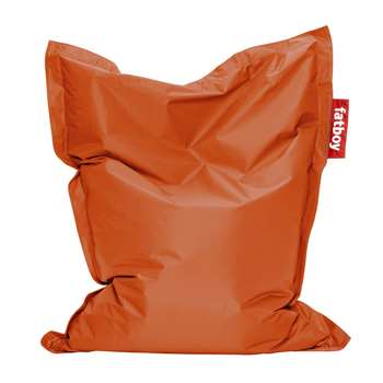 Fatboy - Junior Bean Bag - Orange (H130 x W100cm)