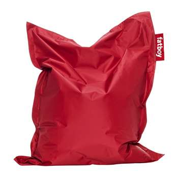 Fatboy - Junior Bean Bag - Red (H130 x W100cm)