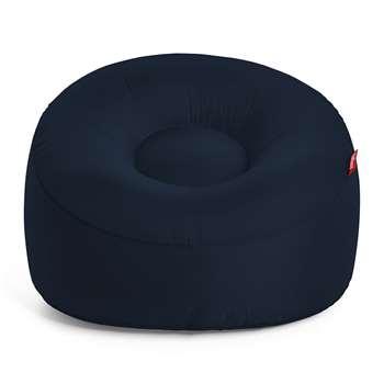 Fatboy - Lamzac O Lounger - Dark Blue (H110 x W103 x D62cm)