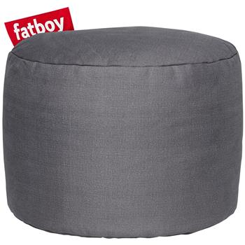 Fatboy Point Stonewashed Beanbag Grey (H35 x W50 x D50cm)