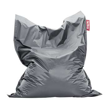 Fatboy - The Original Bean Bag - Dark Grey (H180 x W140cm)