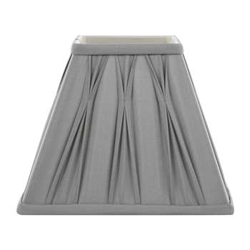 Fenn Charcoal Square Shade