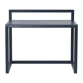 Ferm Living - Little Architect Desk - Dark Blue (H60 x W70 x D45cm)