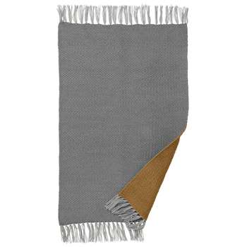 Ferm Living - Nomad Rug - Small - Curry (H90 x W60cm)
