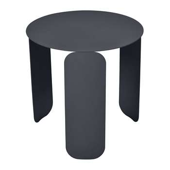 Fermob - Bebop Side Table - Anthracite (H45.5 x W45 x D45cm)