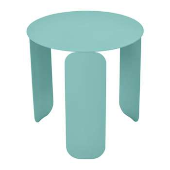 Fermob - Bebop Side Table - Lagoon Blue (H45.5 x W45 x D45cm)