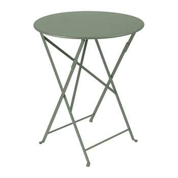 Fermob - Bistro Garden Table - Cactus (H74 x W60 x D60cm)