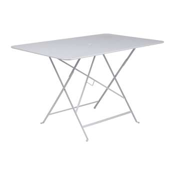 Fermob - Bistro Garden Table - Cotton White (H74 x W117 x D77cm)