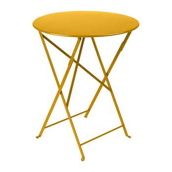 Fermob - Bistro Garden Table - Honey (H74 x W60 x D60cm)