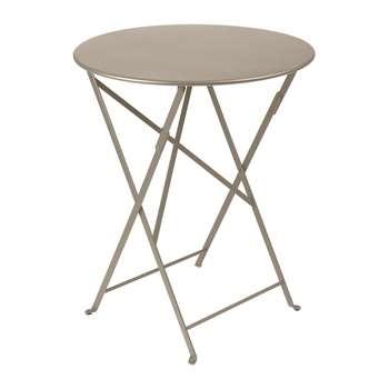 Fermob - Bistro Garden Table - Nutmeg (H74 x W60 x D60cm)