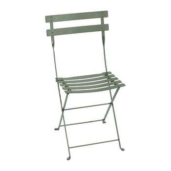 Fermob - Bistro Metal Garden Chair - Cactus (H82 x W42 x D39cm)