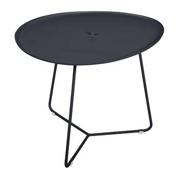 Fermob - Cocotte Low Table - Anthracite (H55 x W50 x D44.5cm)