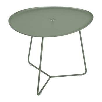 Fermob - Cocotte Low Table - Cactus (H55 x W50 x D44.5cm)