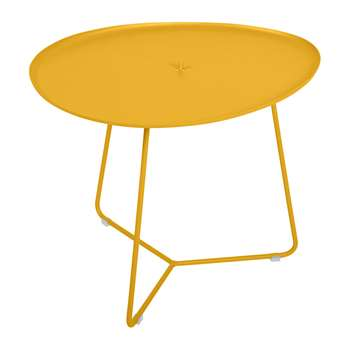 Fermob - Cocotte Low Table - Honey (H55 x W50 x D44.5cm)