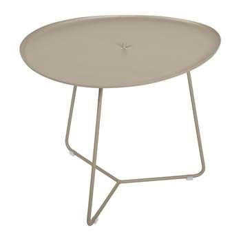 Fermob - Cocotte Low Table - Nutmeg (H55 x W50 x D44.5cm)
