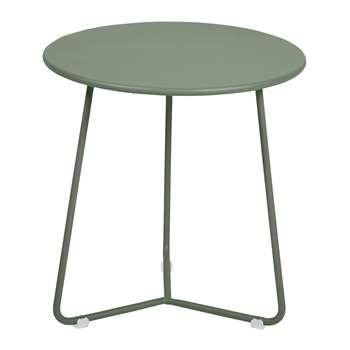 Fermob - Cocotte Side Table - Cactus (H36 x W34 x D34cm)