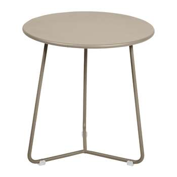 Fermob - Cocotte Side Table - Nutmeg (H36 x W34 x D34cm)