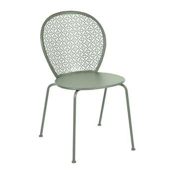 Fermob - Lorette Garden Chair - Cactus (H84 x W46 x D42cm)
