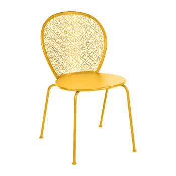 Fermob - Lorette Garden Chair - Honey (H84 x W46 x D42cm)