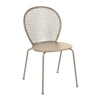 Fermob - Lorette Garden Chair - Nutmeg (H84 x W46 x D42cm)