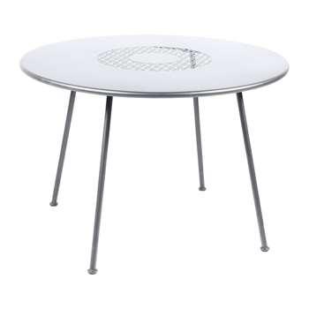Fermob - Lorette Garden Table - Cotton White (H74 x W160 x D90cm)