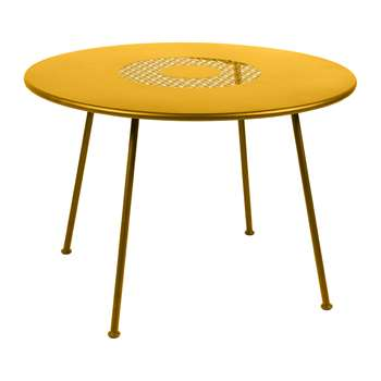 Fermob - Lorette Garden Table - Honey (H74 x W160 x D90cm)