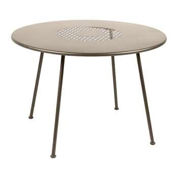Fermob - Lorette Garden Table - Nutmeg (H74 x W160 x D90cm)