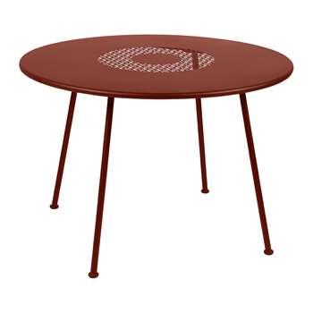 Fermob - Lorette Garden Table - Red Ochre (H74 x W160 x D90cm)