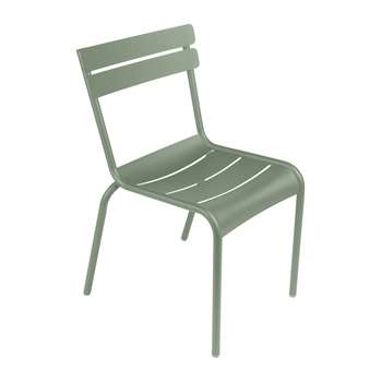 Fermob - Luxembourg Garden Chair - Cactus (H88 x W49 x D57cm)