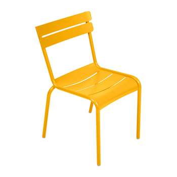 Fermob - Luxembourg Garden Chair - Honey (H88 x W49 x D57cm)