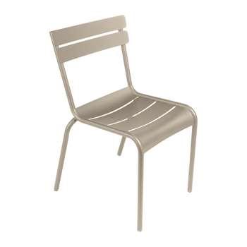 Fermob - Luxembourg Garden Chair - Nutmeg (H88 x W49 x D57cm)