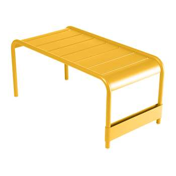 Fermob - Luxembourg Low Table - Honey (H40 x W86 x D43cm)
