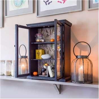 Fern Wall Cabinet (H66 x W51 x D22.5cm)