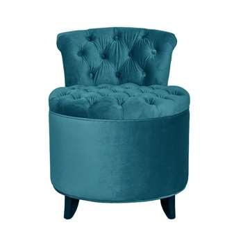 Fifi Seat - Teal (65 x 60cm)